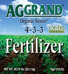 Aggrand natural organic fertilizer sales Lino Lakes, Minnesota