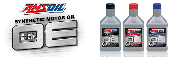 AMSOIL OE Synthetic Motor Oils
