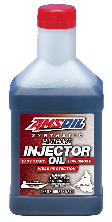 Amsoil snowmobile and outboard oil - not foe tech of snowmobiles with power valves